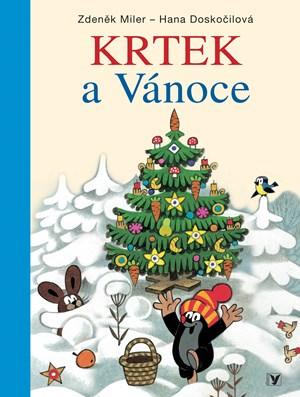 Krtek a Vánoce | Zdeněk Miler, Hana Doskočilová