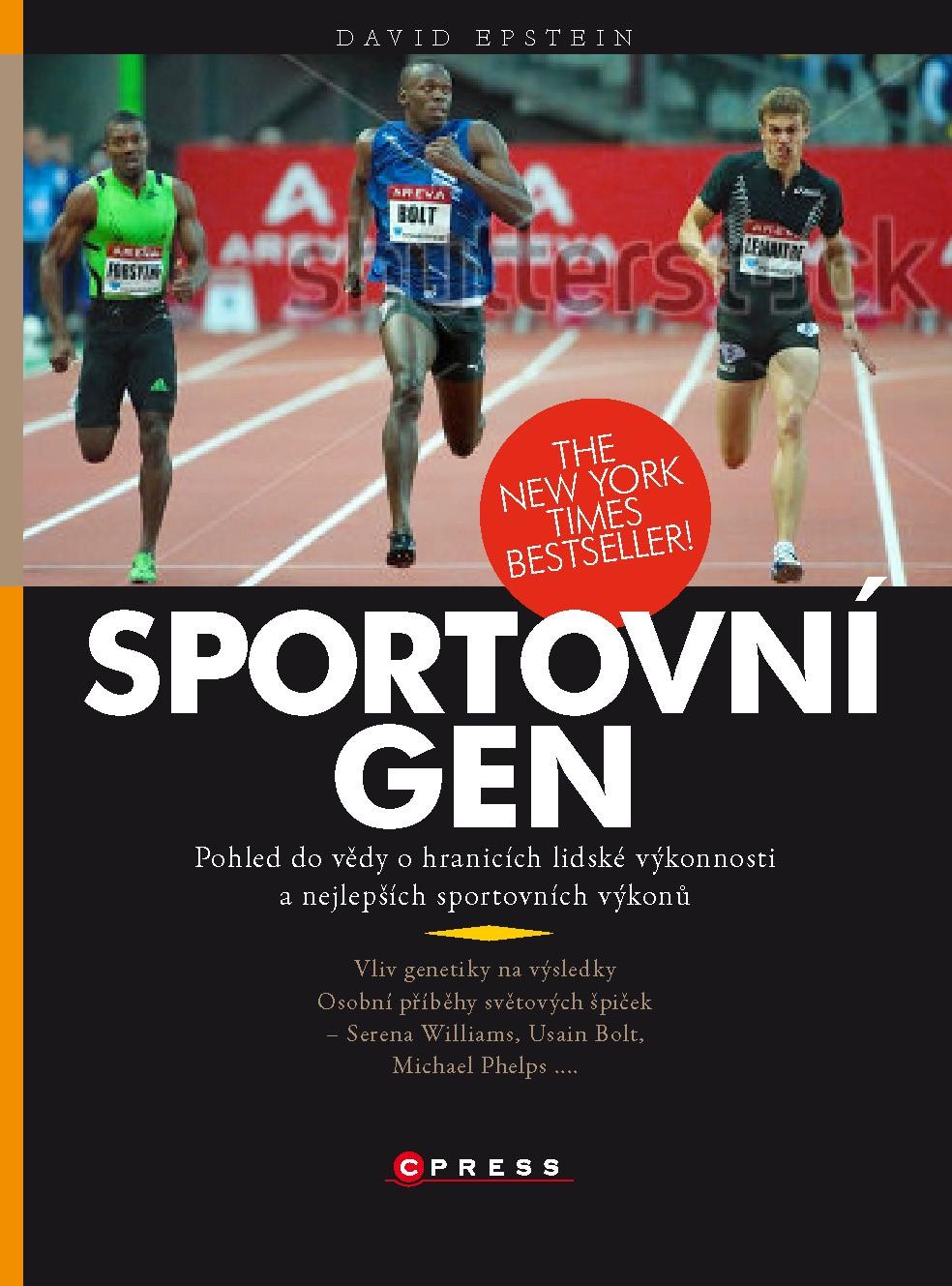 Sportovní gen | David Epstein