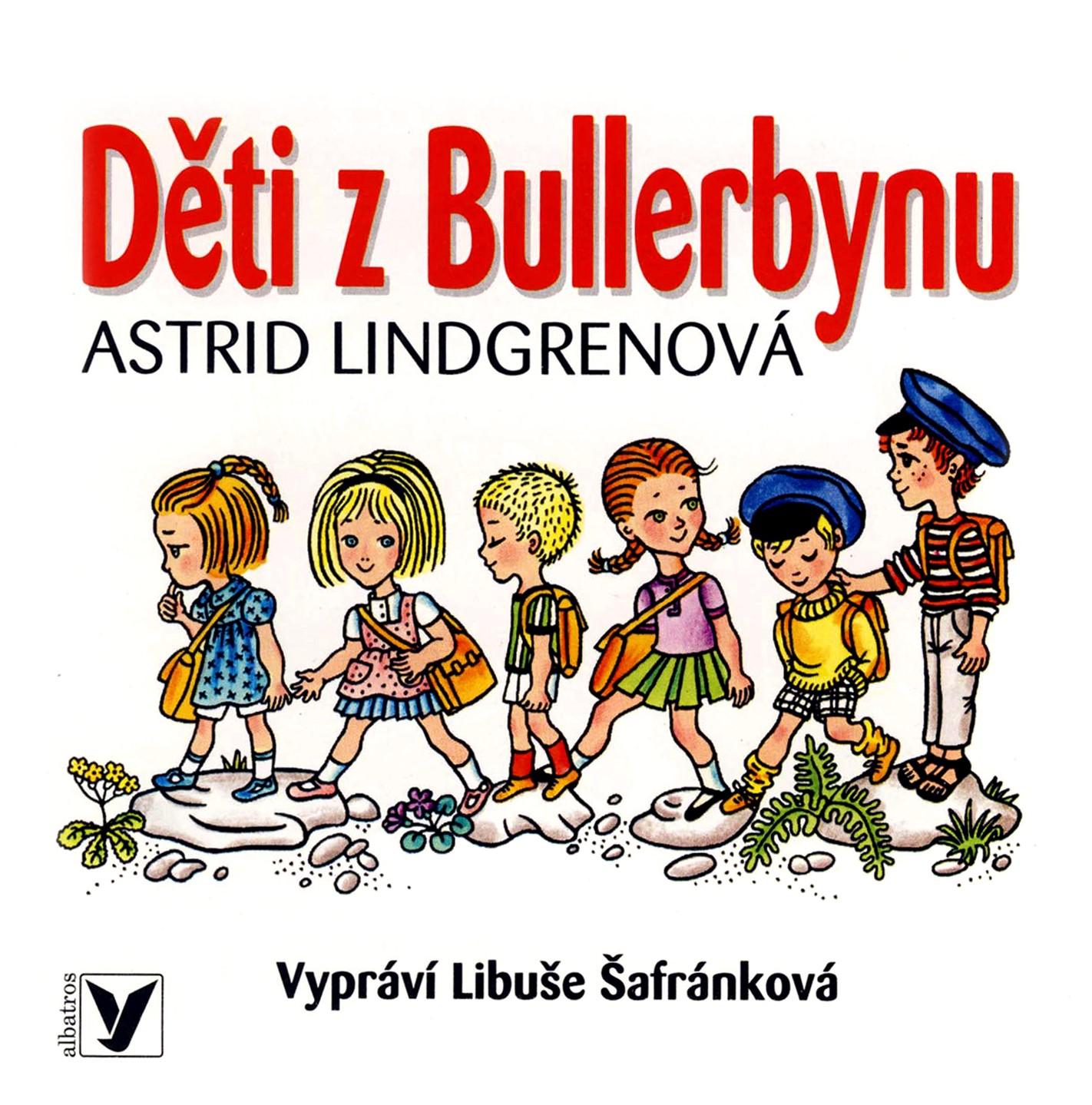 Děti z Bullerbynu (audiokniha pro děti)