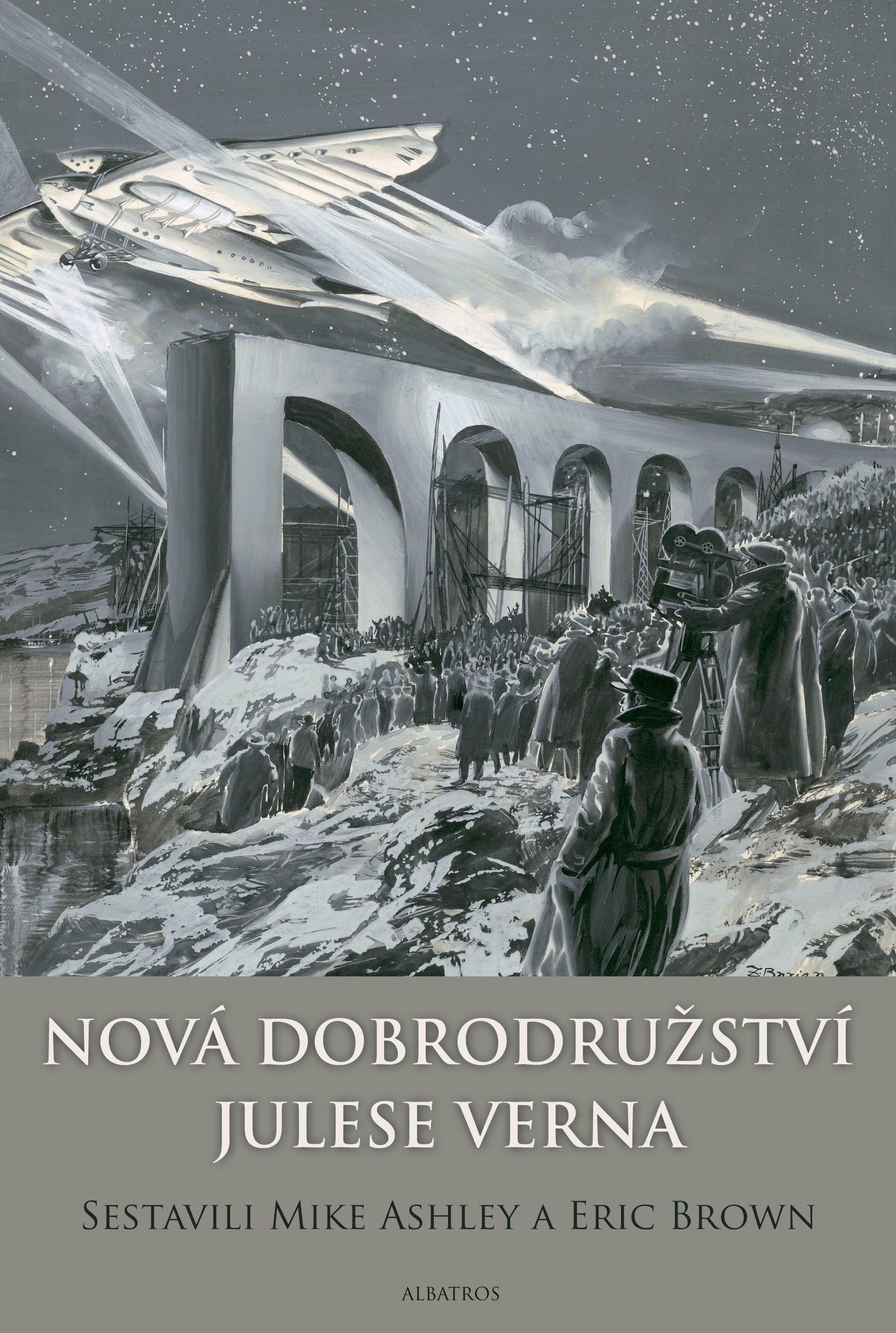 Nová dobrodružství Julese Verna - Kniha 1.