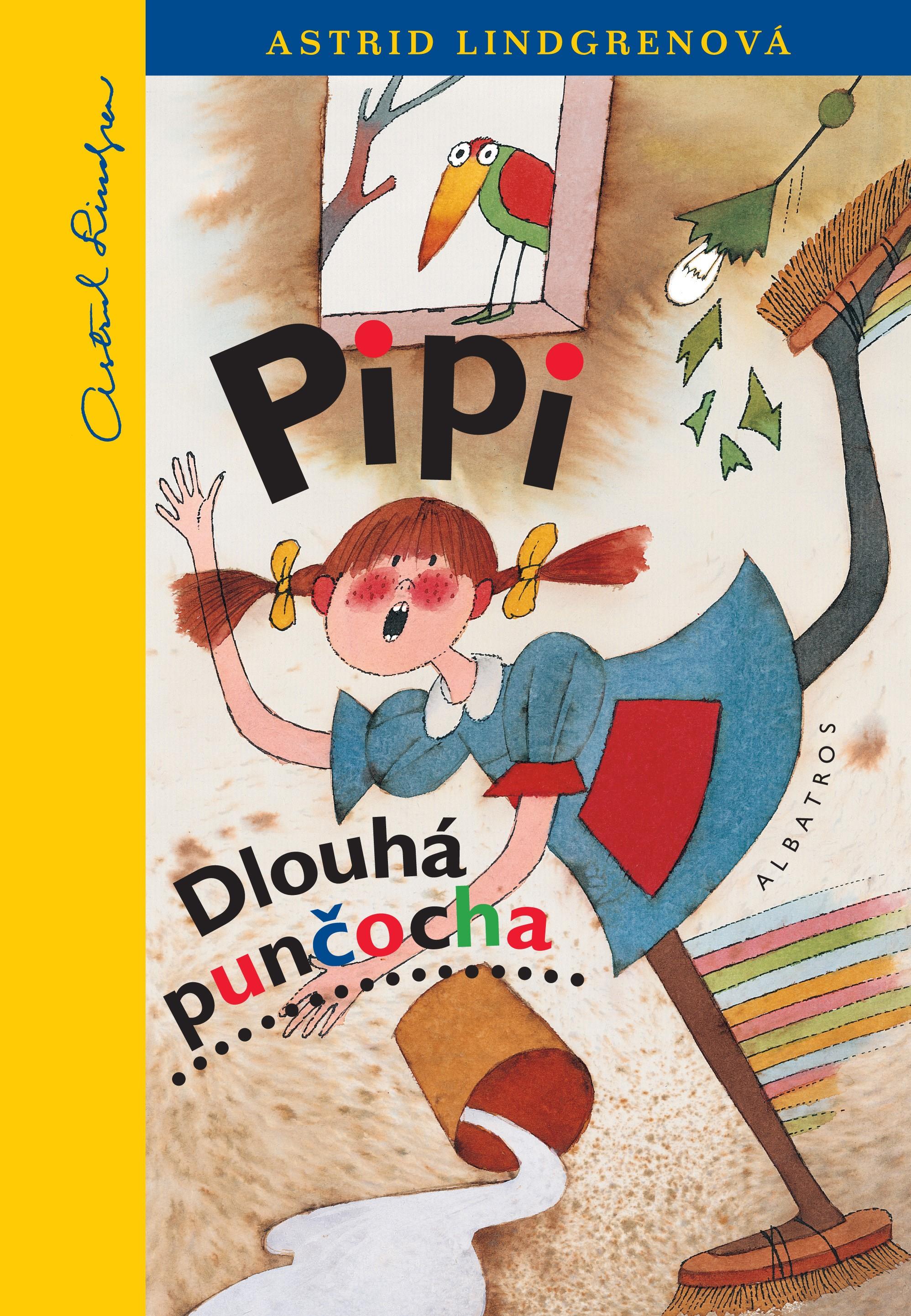 Pipi Dlouhá punčocha | Adolf Born, Astrid Lindgrenová
