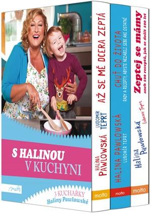 Halina Pawlowská, Lubomír Teprt – S Halinou v kuchyni BOX