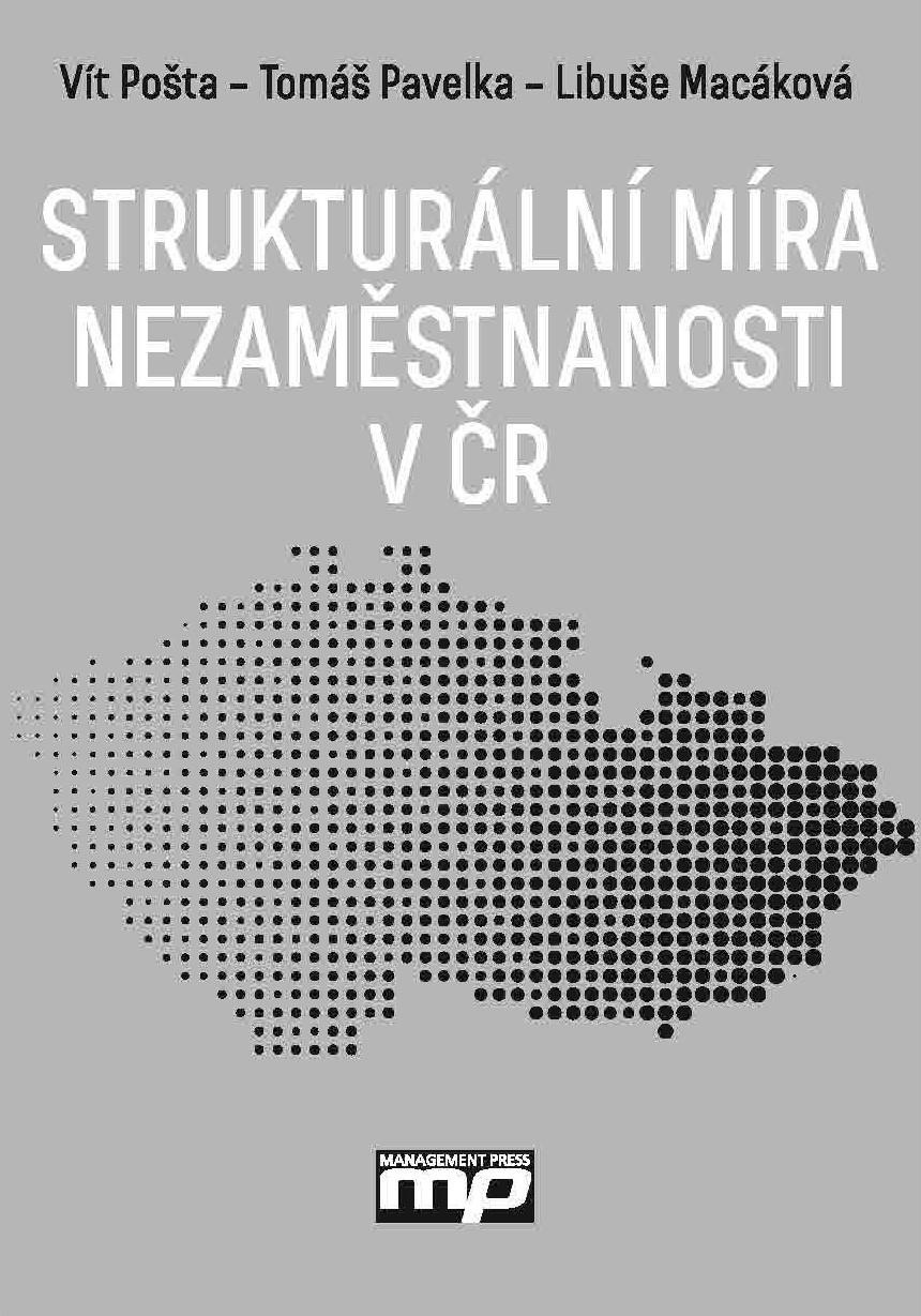 Strukturální míra nezaměstnanosti v ČR
