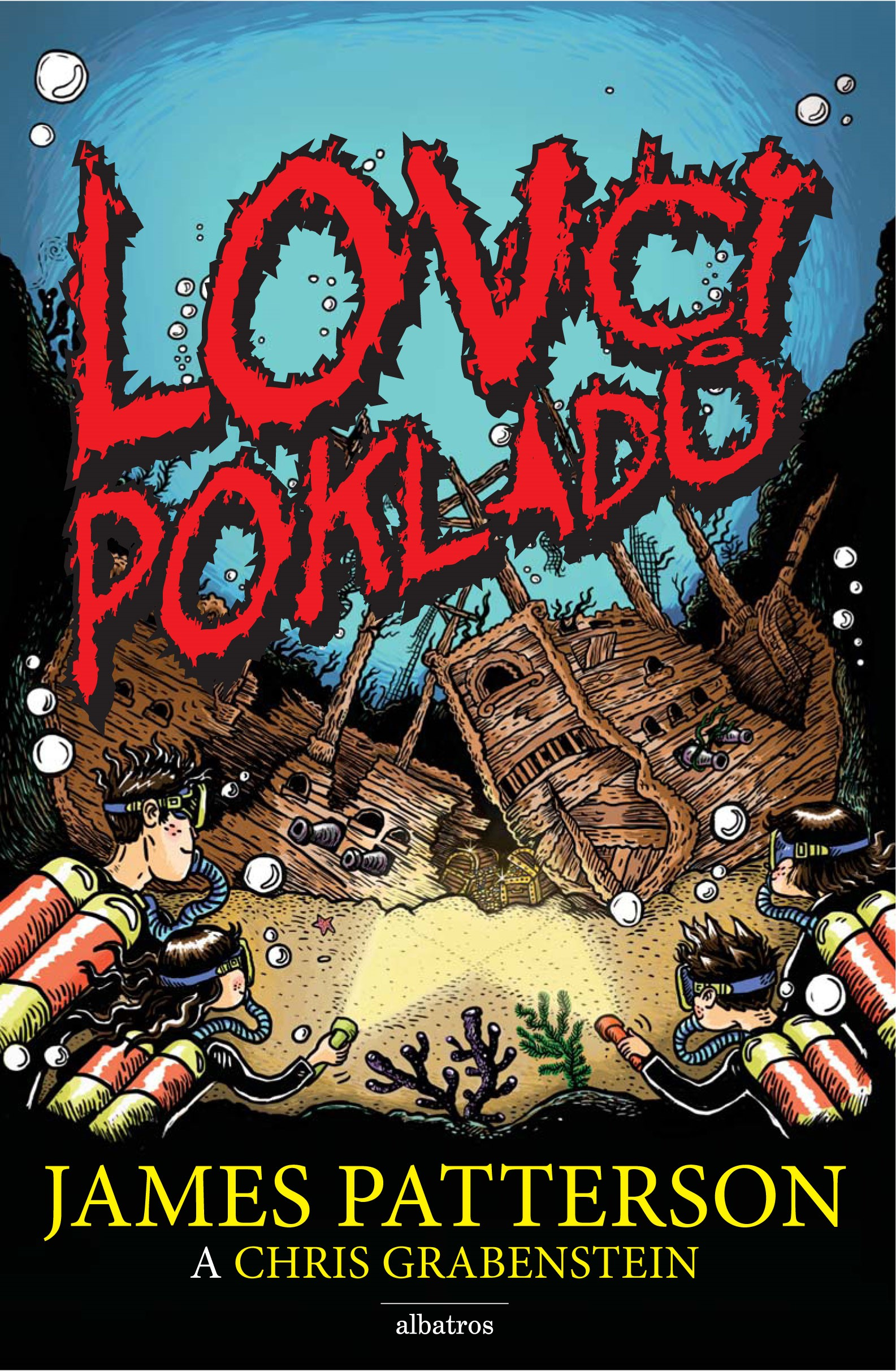 Lovci pokladů 1 | Chris Grabenstein, James Patterson