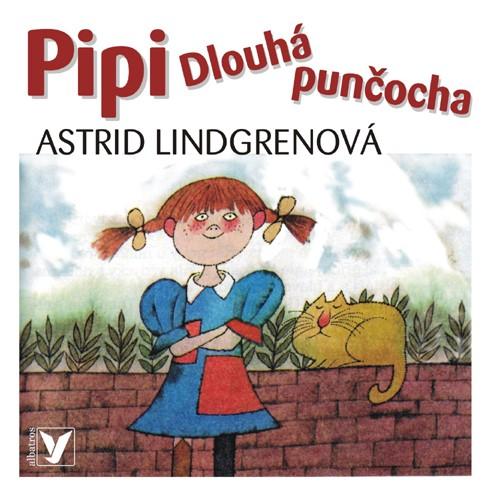 Pipi Dlouhá punčocha | Adolf Born, Astrid Lindgrenová, Veronika Gajerová