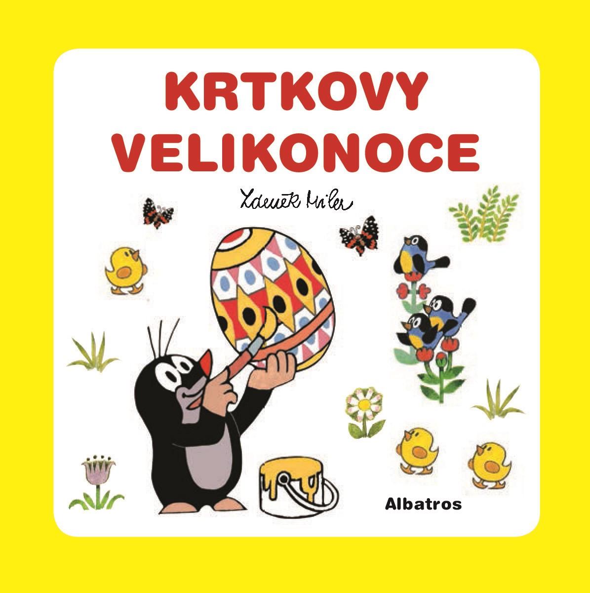 Krtkovy Velikonoce   Zdeněk Miler