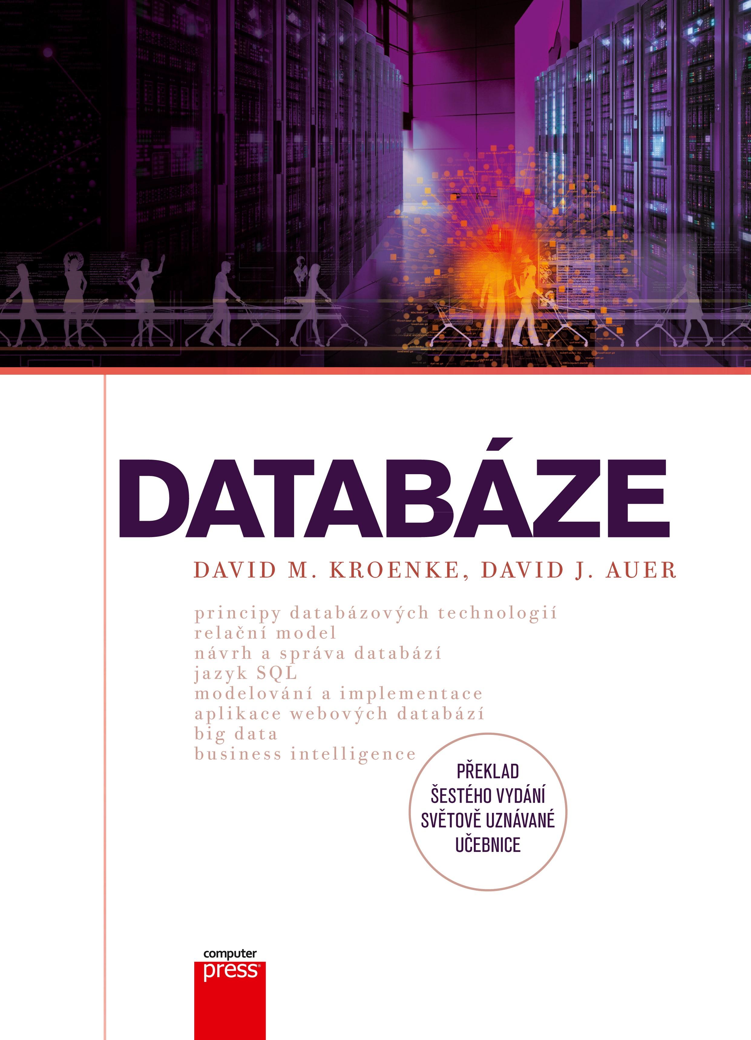 Databáze | David M. Kroenke