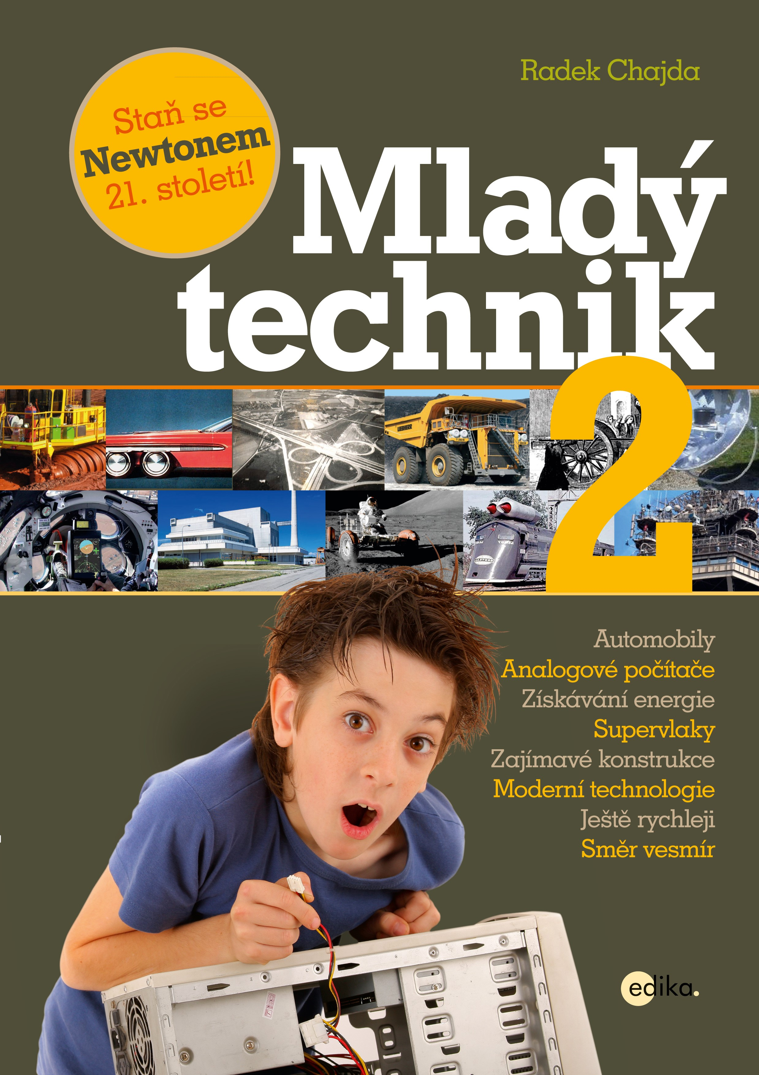 Mladý technik 2 | Radek Chajda