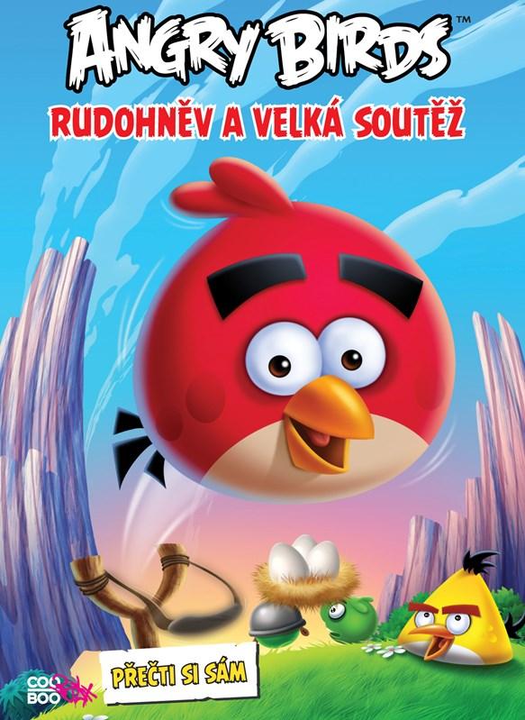 Angry Birds - Rudohněv a velká soutěž | kolektiv