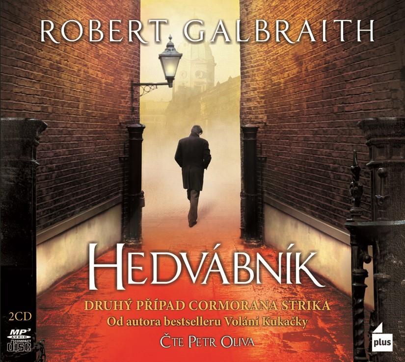 HEDVÁBNÍK CD (AUDIOKNIHA)