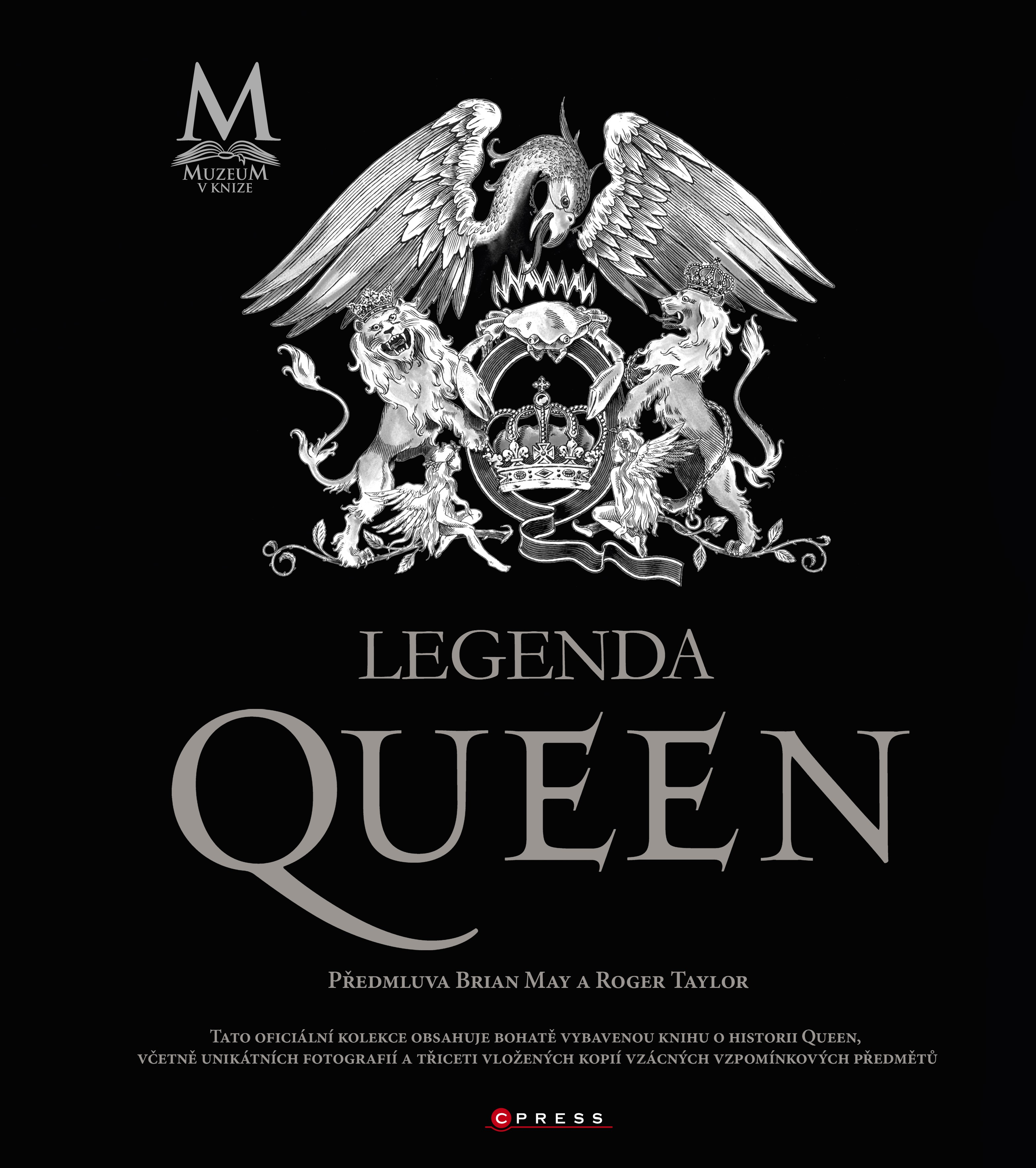 Legenda Queen | Brian May, Roger Taylor