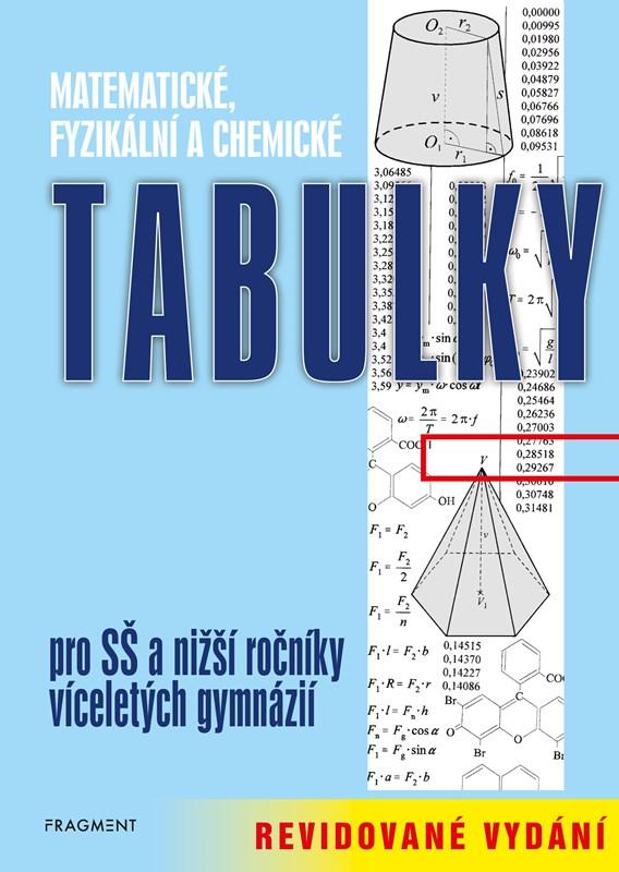 Matematické, fyzikální a chemické tabulky – revidované vydání