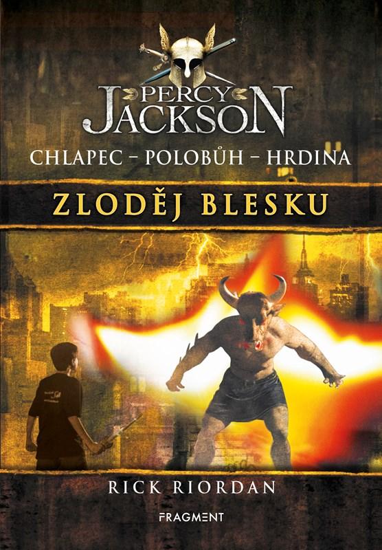 PERCY JACKSON - ZLODĚJ BLESKU