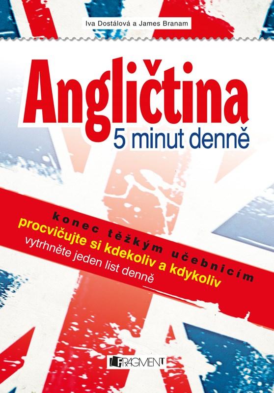 ANGLIČTINA - 5 MINUT DENNĚ