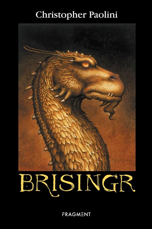 Brisingr – měkká vazba   Christopher Paolini