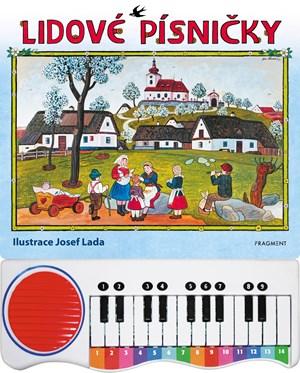 Lidové písničky s piánkem – Josef Lada   Josef Lada