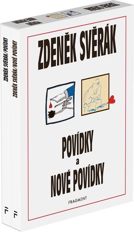 Zdeněk Svěrák – POVÍDKY + NOVÉ POVÍDKY (dárkové balení)   Zdeněk Svěrák