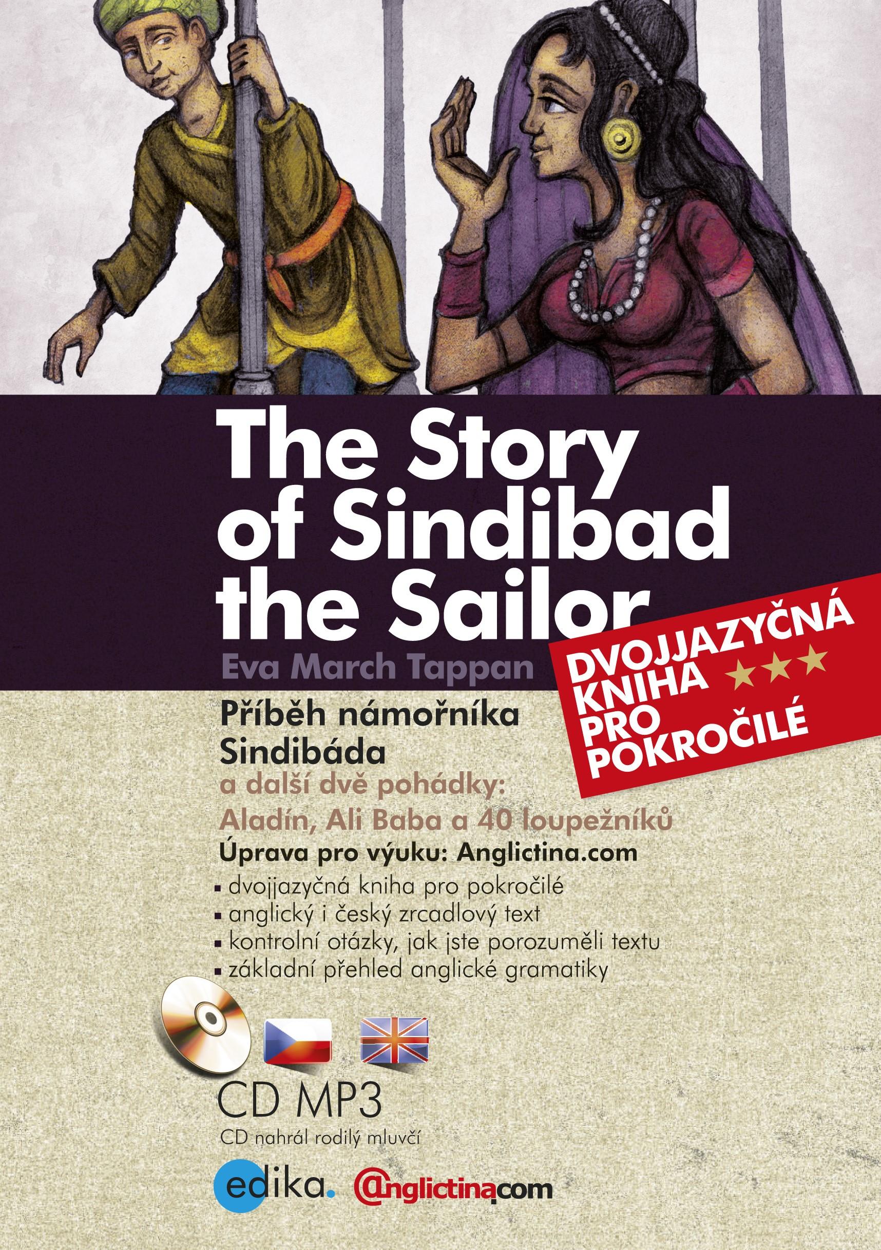Příběh námořníka Sindibáda | Anglictina.com