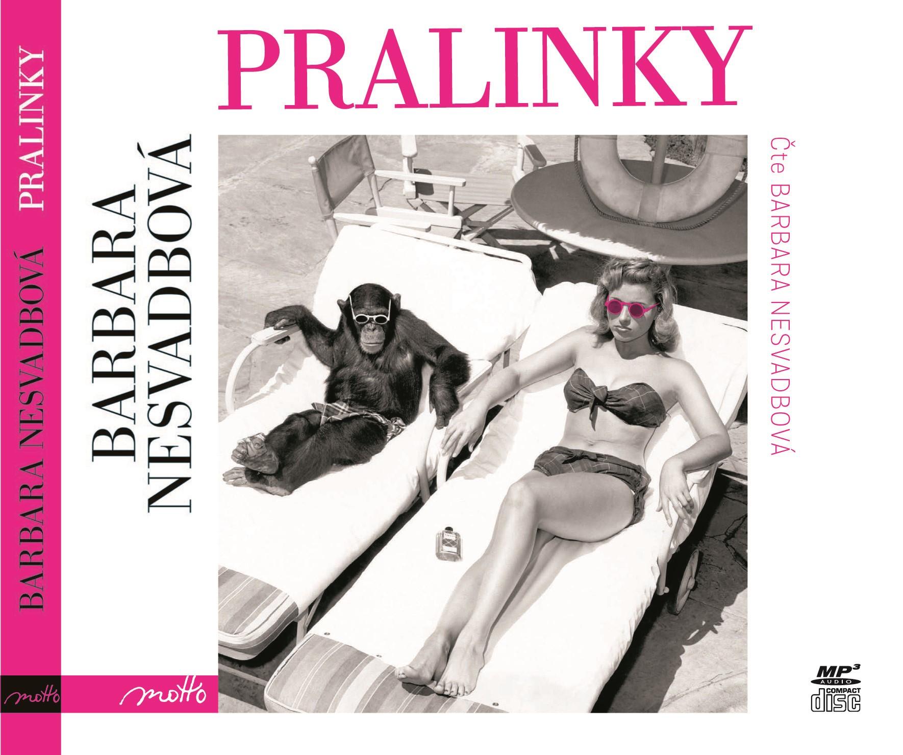Pralinky (audiokniha) | Barbara Nesvadbová