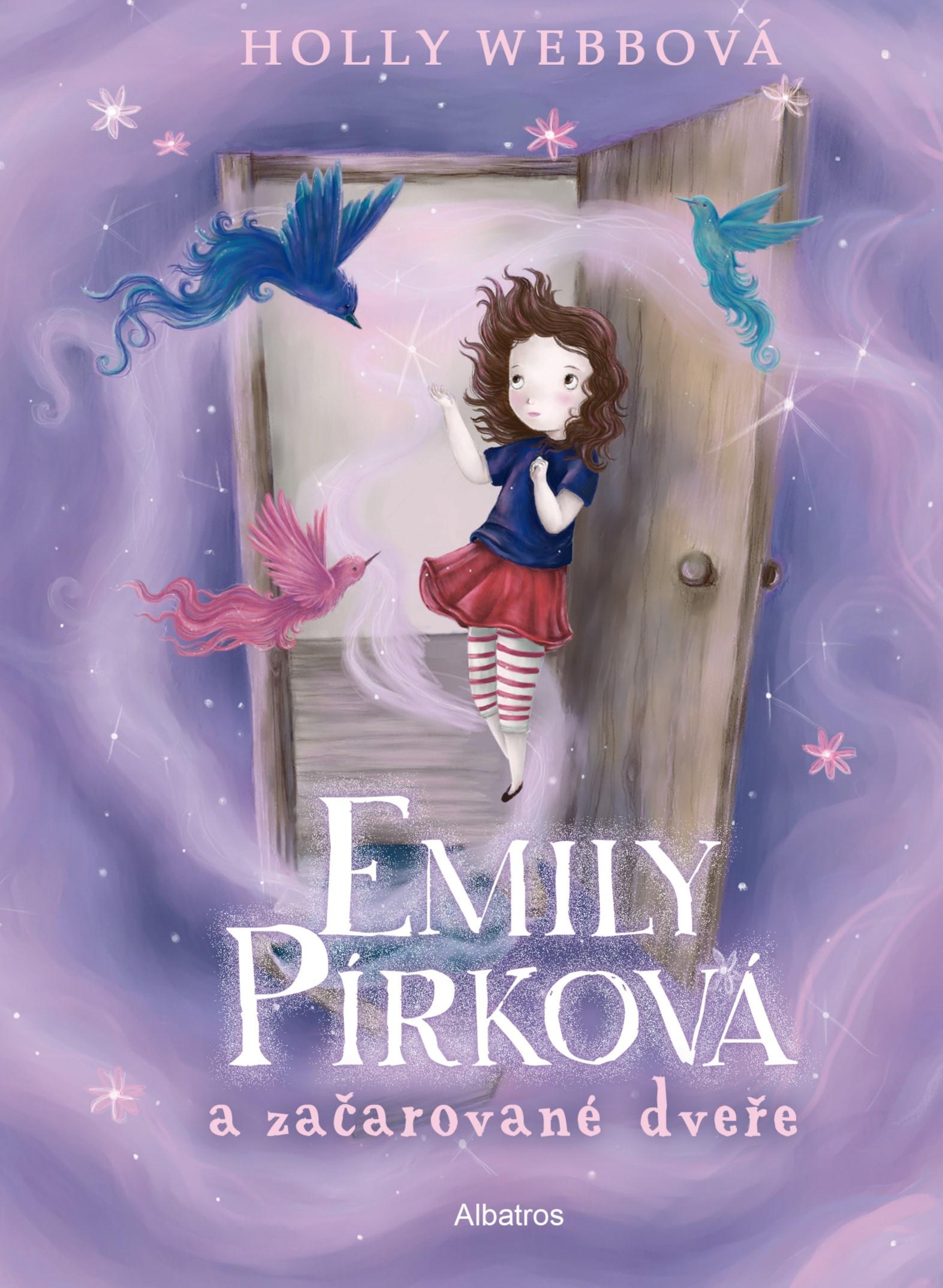 Emily Pírková a začarované dveře | Holly Webbová