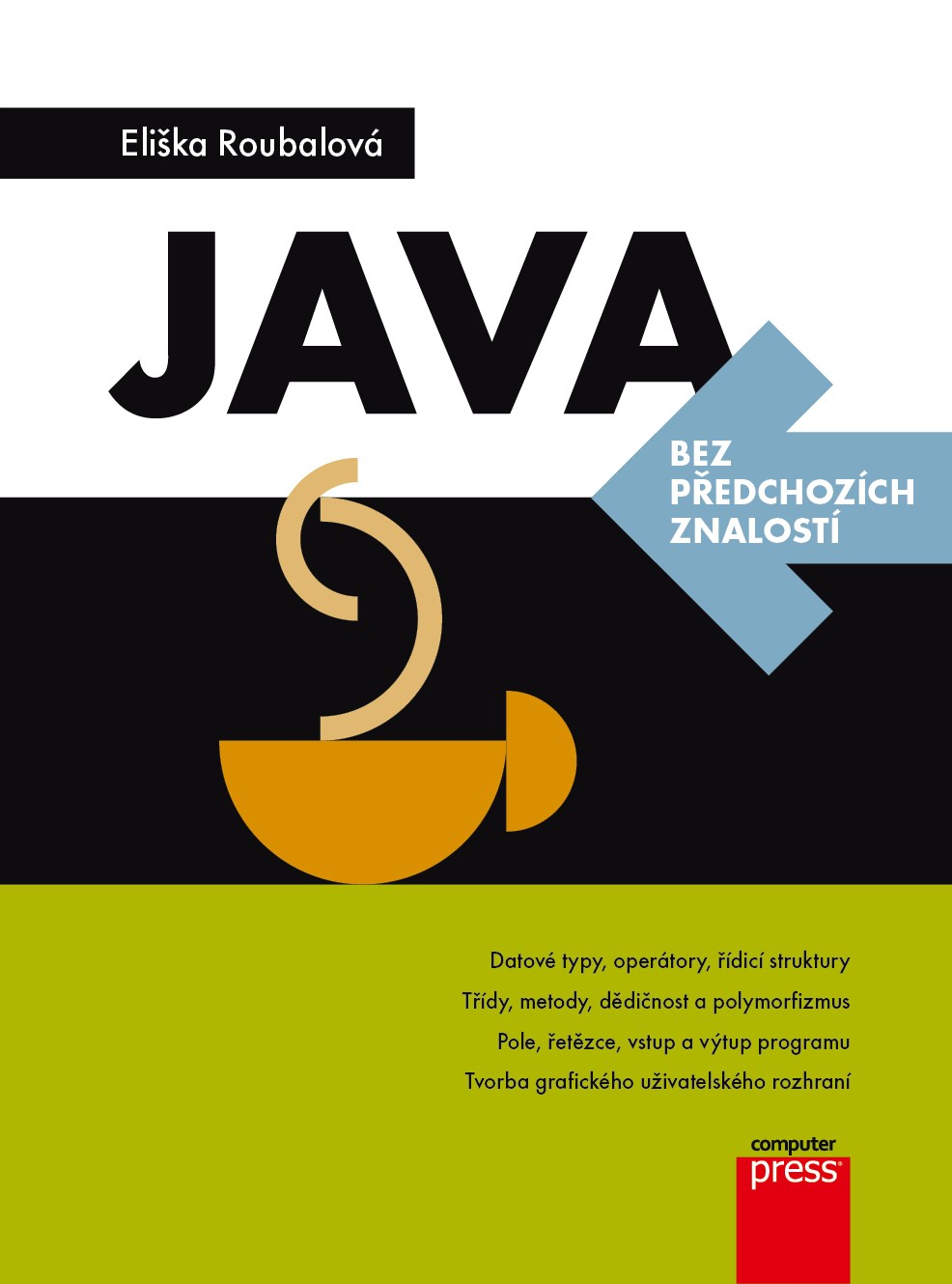 Java | Eliška Roubalová
