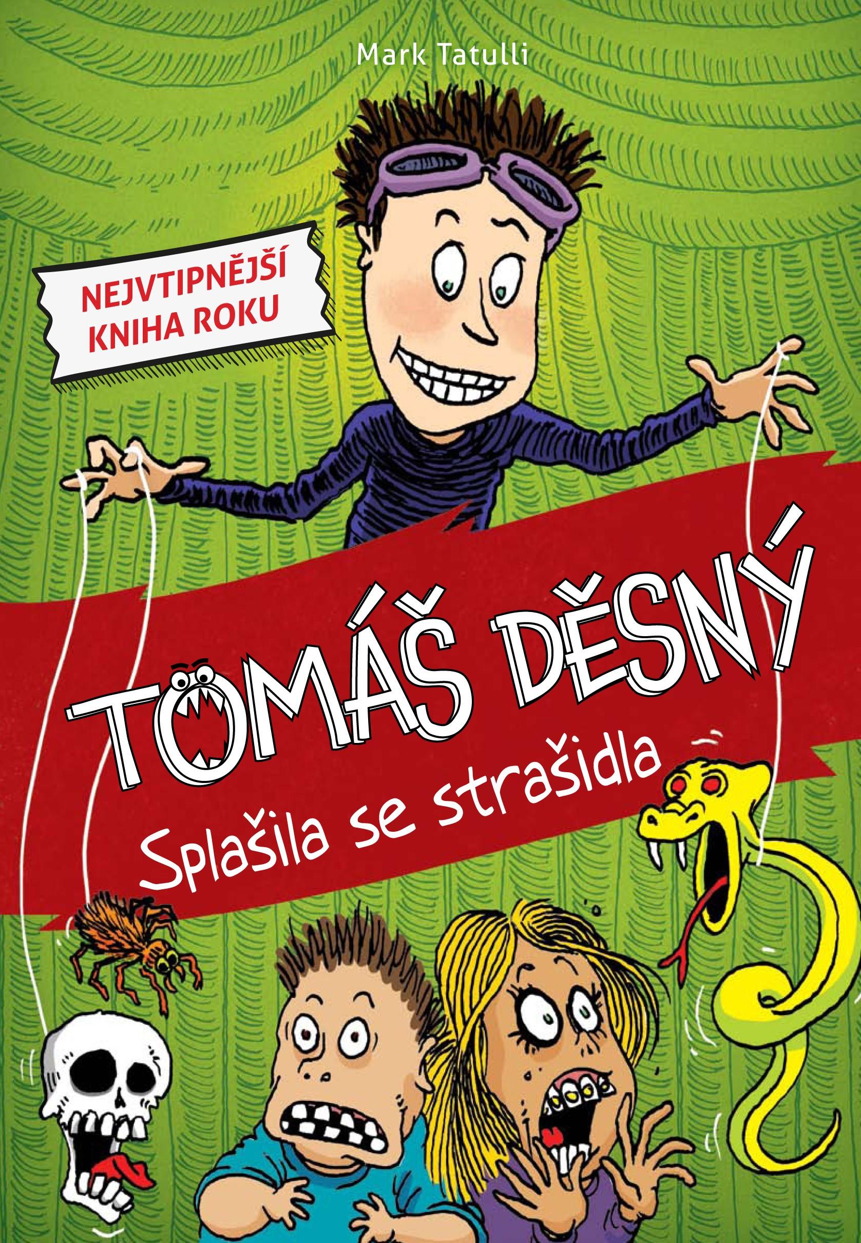 Tomáš Děsný | Mark Tatulli