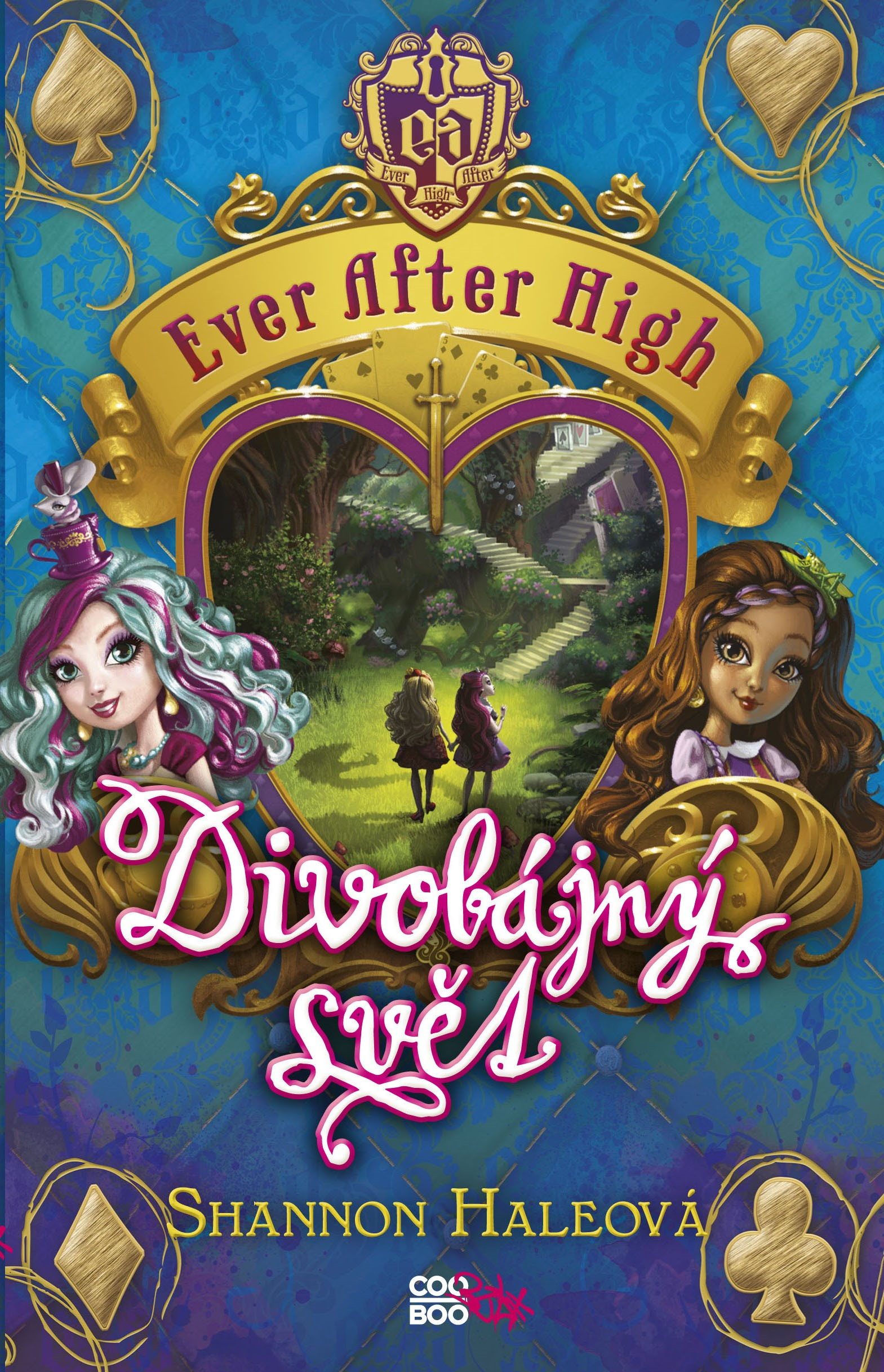 Ever After High - Divobájný svět | Shannon Haleová