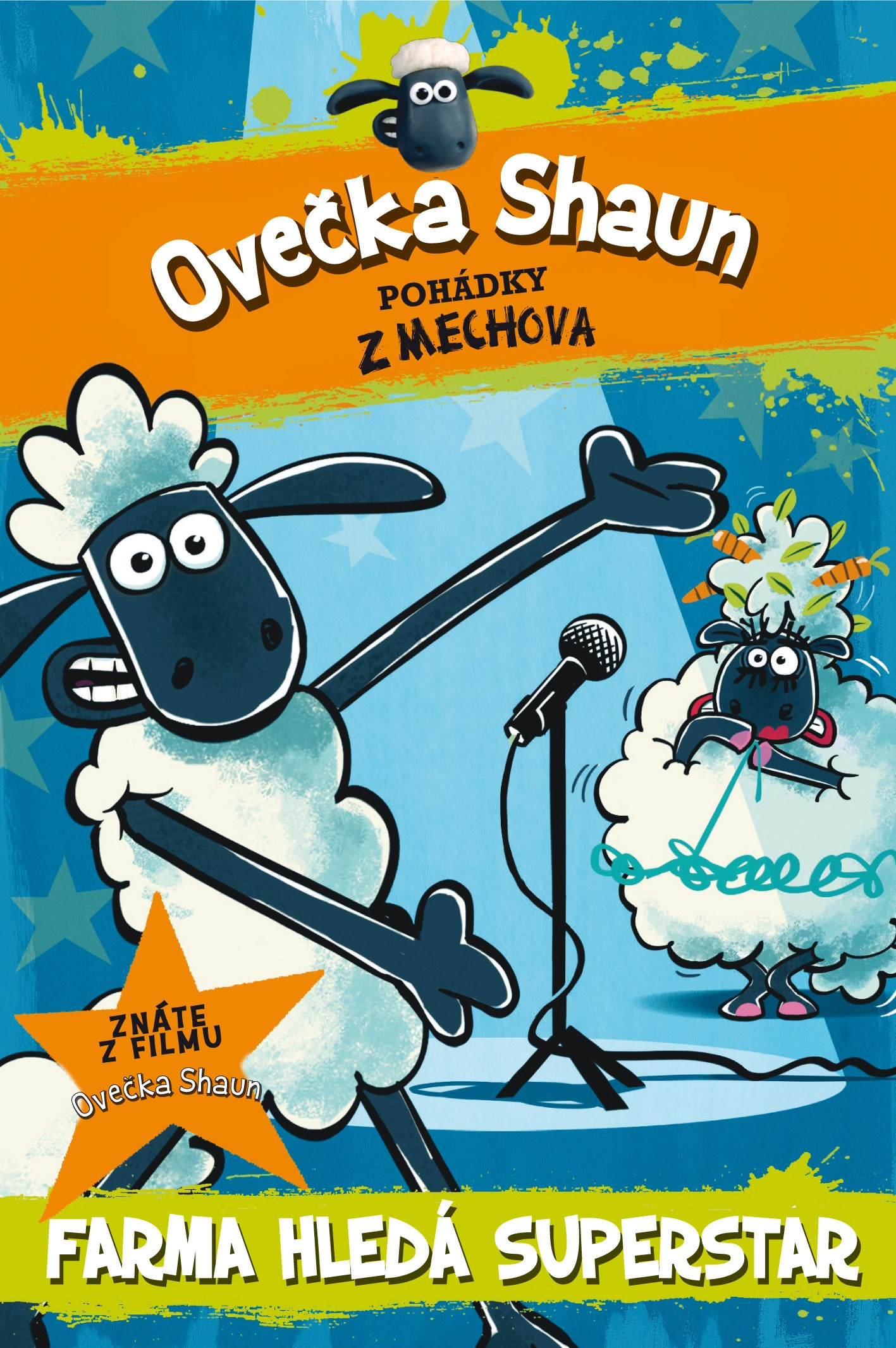 Ovečka Shaun: Farma hledá superstar | Martin Howard