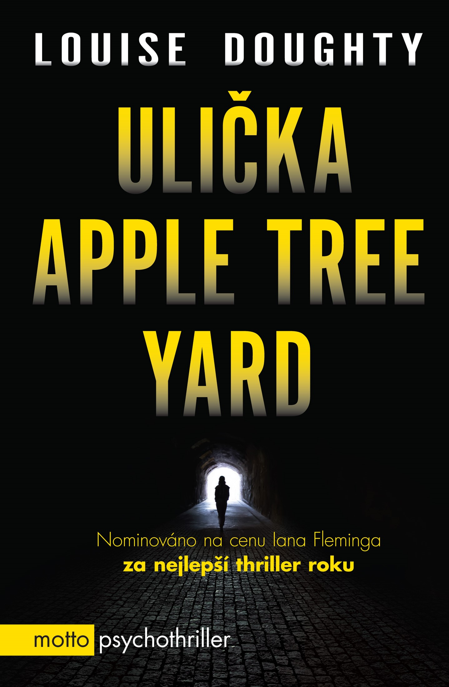 Ulička Apple Tree Yard | Louise Doughty