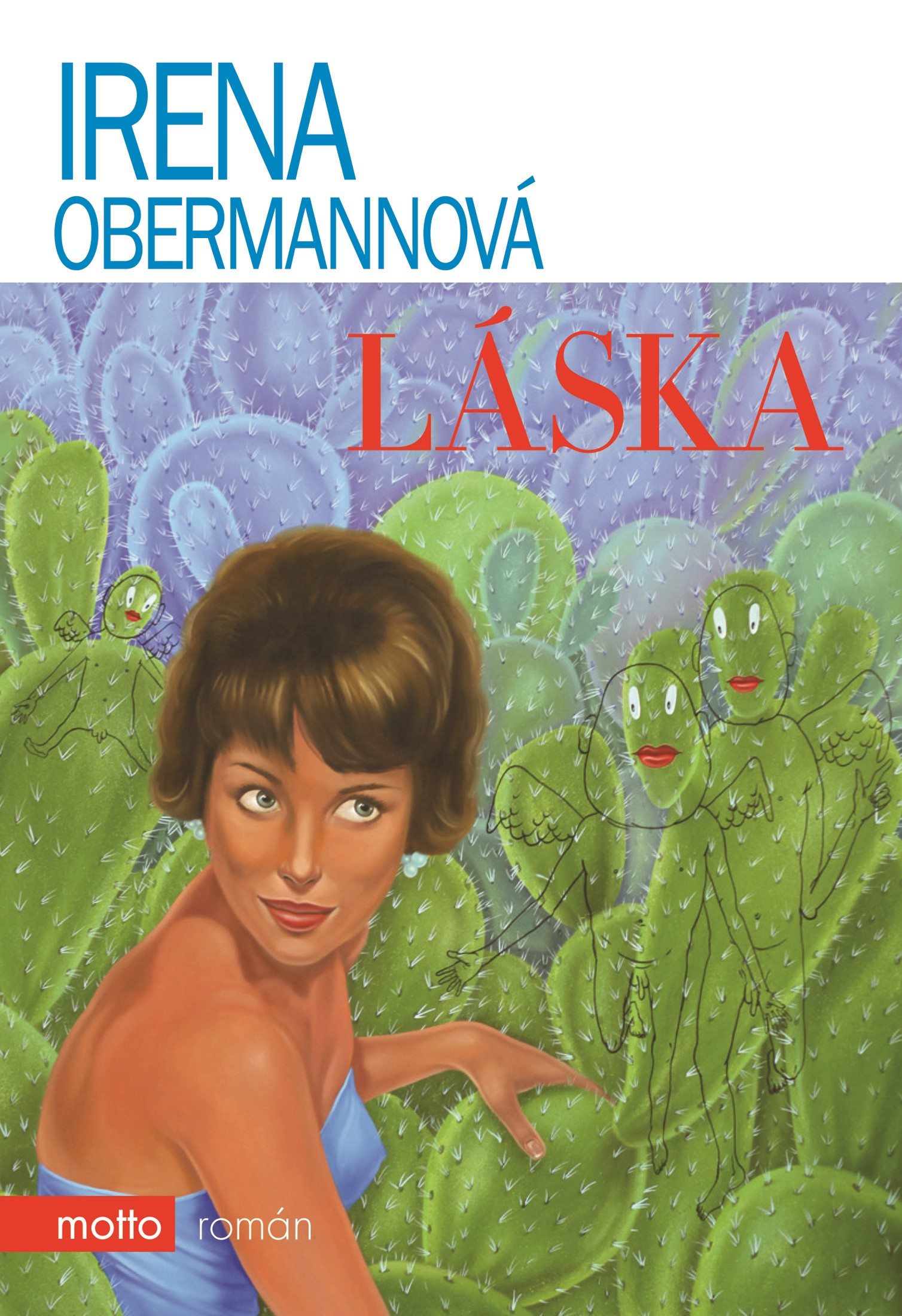 Láska | Irena Obermannová