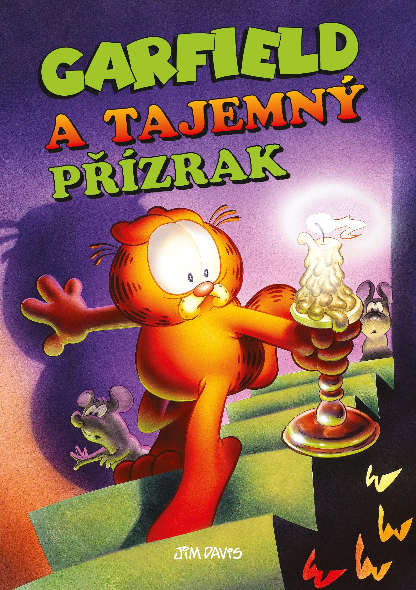 Garfield a tajemný přízrak | Jim Davis