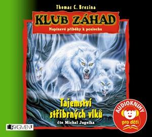 KLUB ZÁHAD – Tajemství stříbrných vlků (audiokniha pro děti)