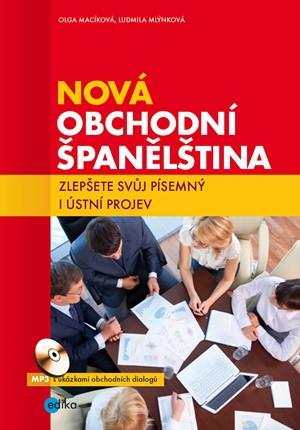 Nová obchodní španělština + mp3