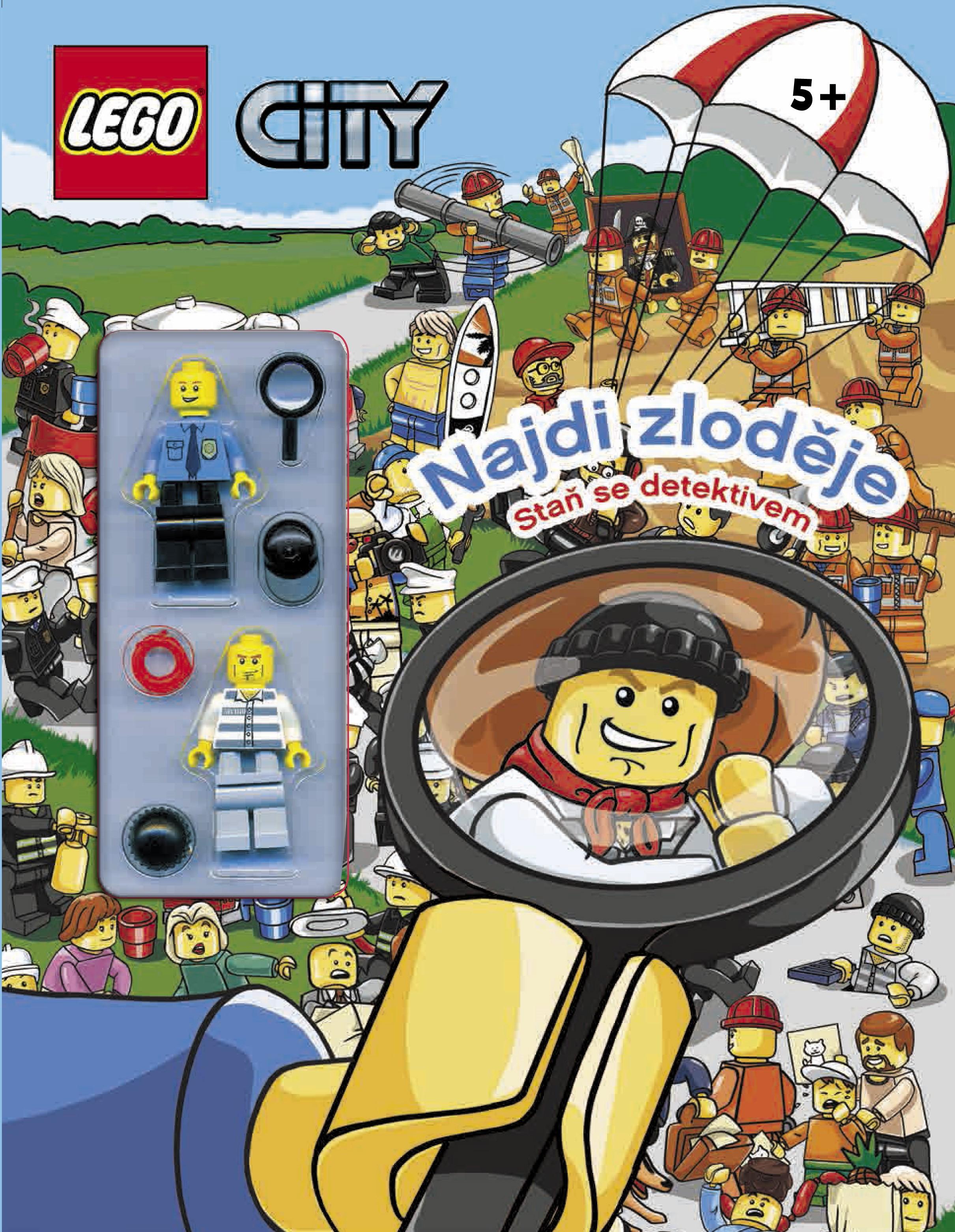 LEGO® CITY Najdi zloděje   kolektiv