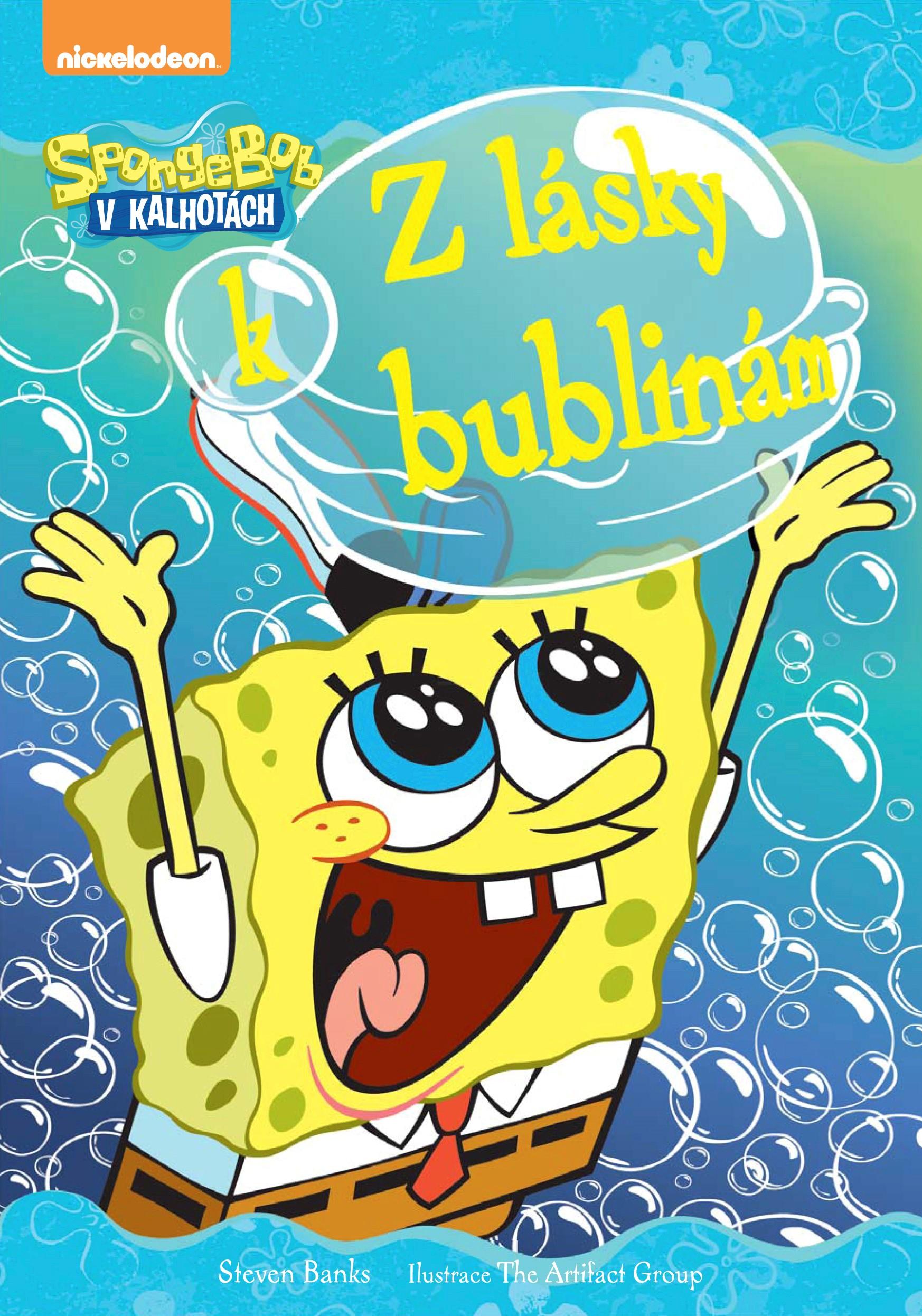 SpongeBob Z lásky k bublinám   Steven Banks