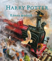 Harry Potter a Kámen mudrců - ilustrované vydání