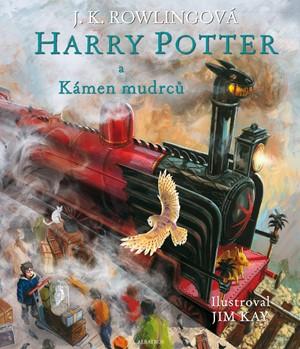 Harry Potter a Kámen mudrců – ilustrované vydání