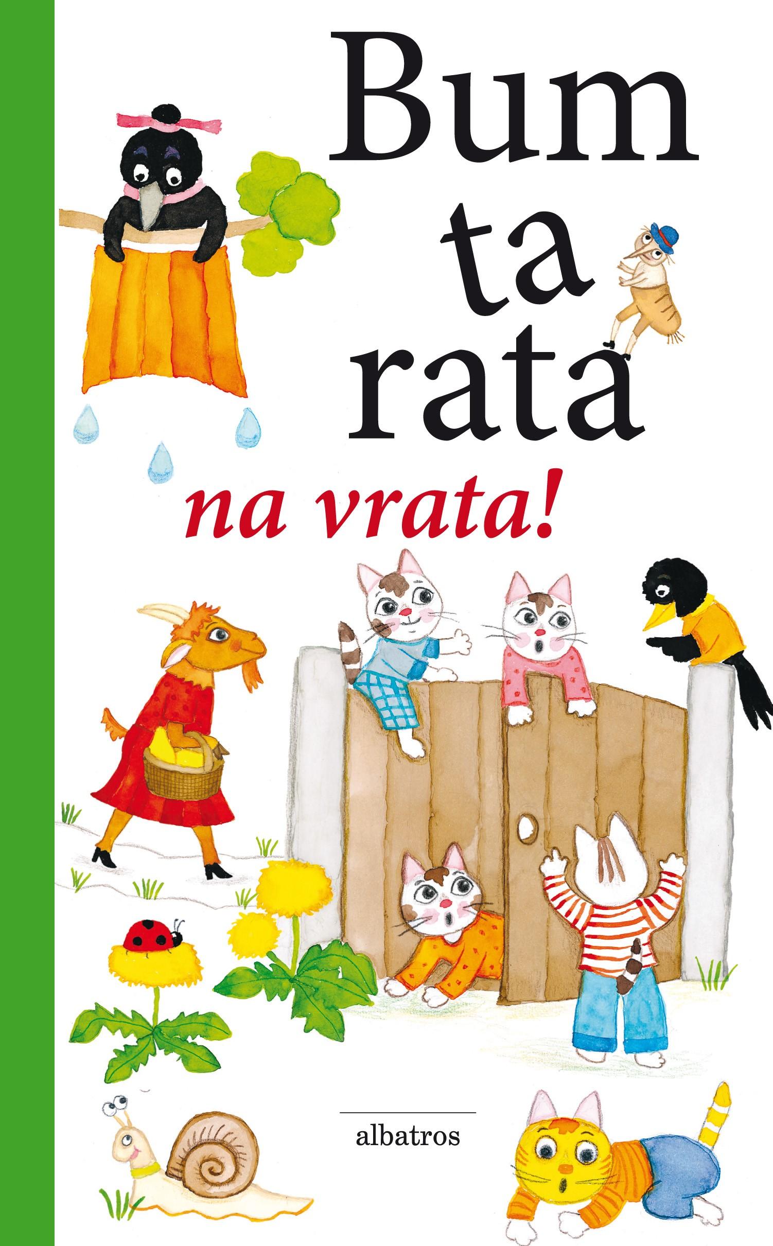 Bumtarata na vrata   Renata Frančíková