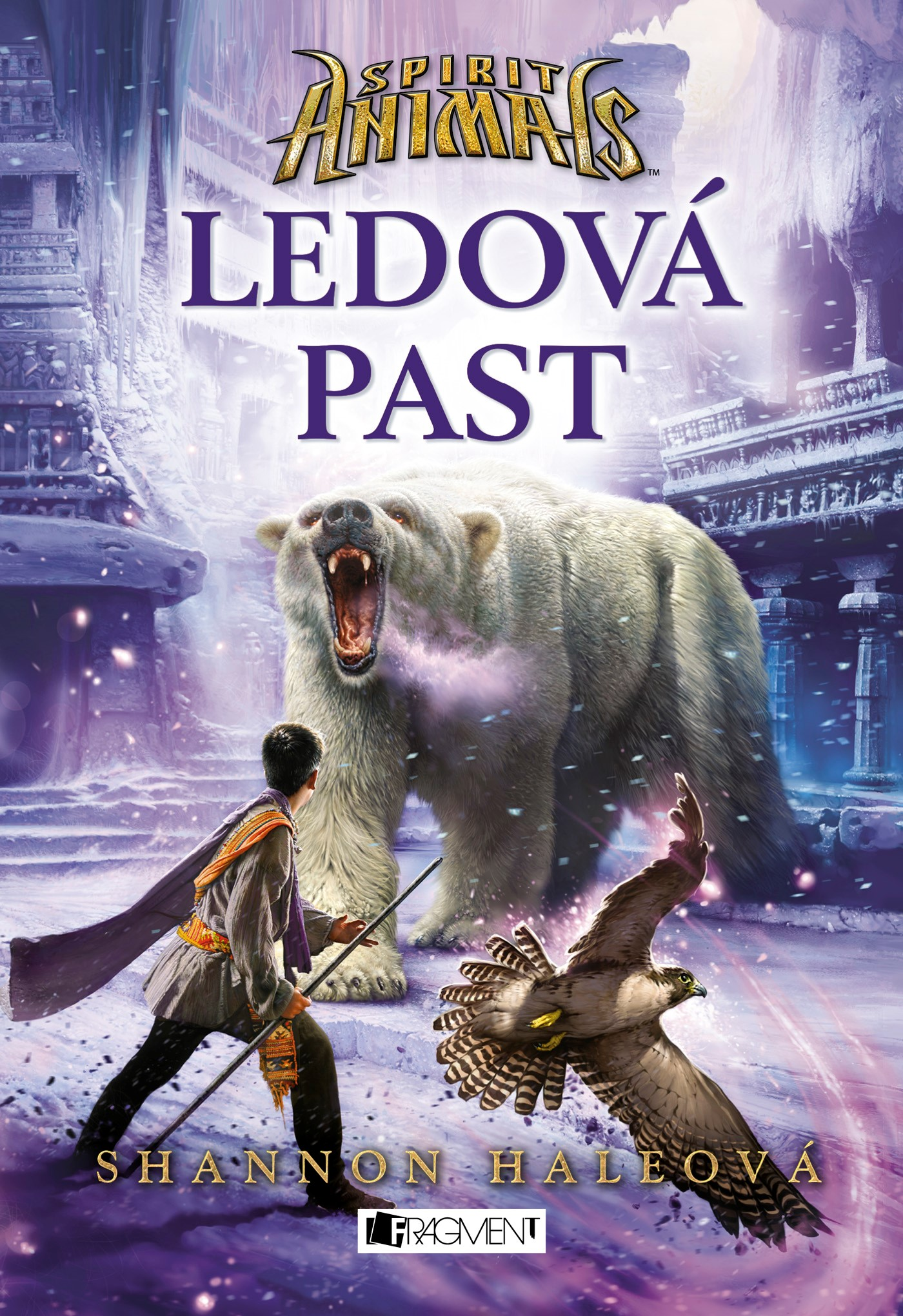SPIRIT ANIMALS 4. LEDOVÁ PAST