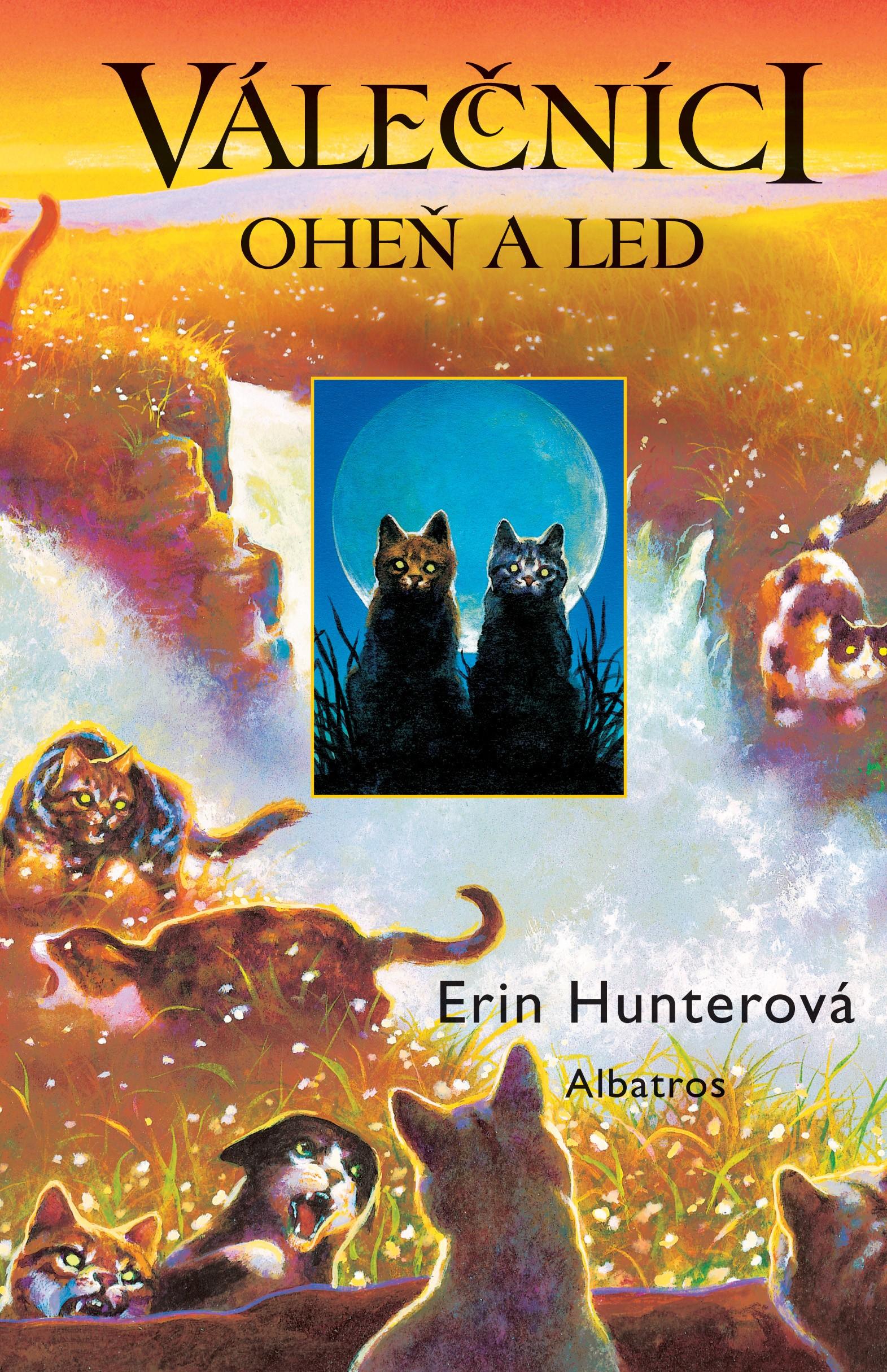 Oheň a led | Erin Hunterová