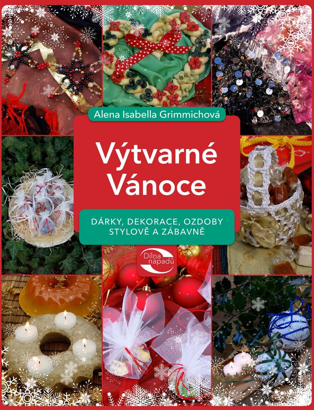 Výtvarné Vánoce | Alena Grimmichová