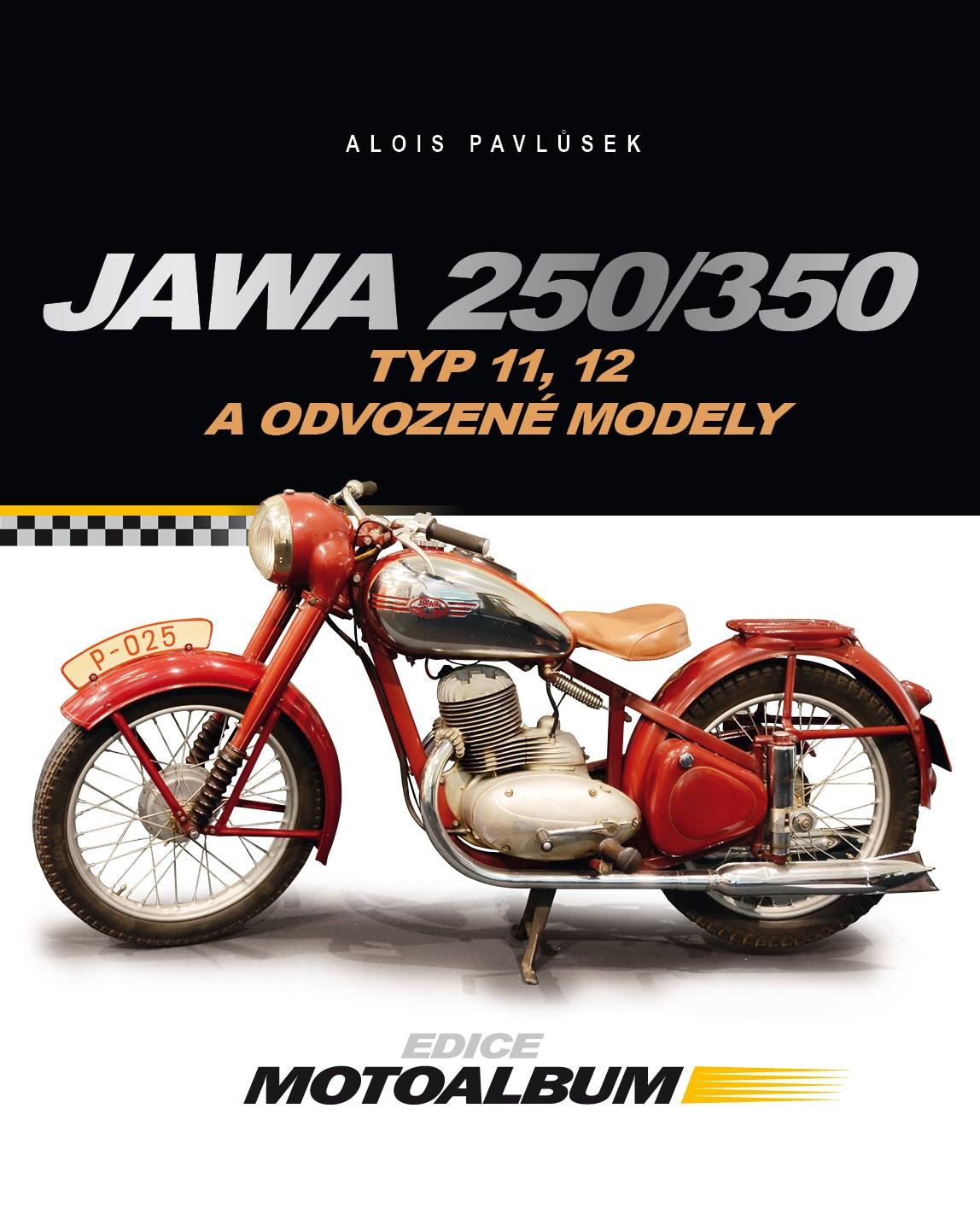 Jawa 250 / 350   Alois Pavlůsek