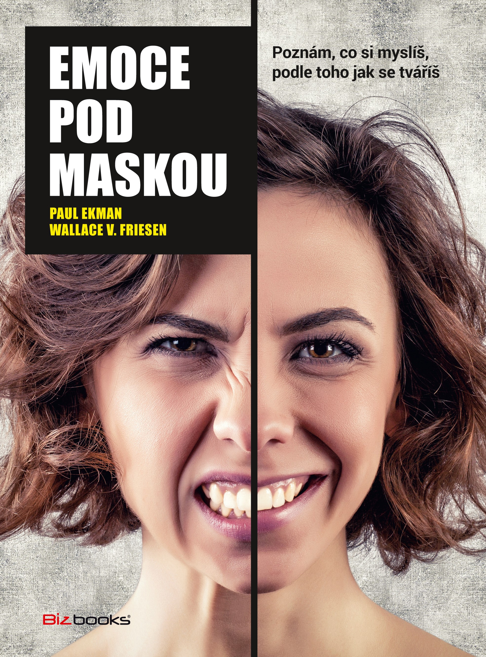 Emoce pod maskou | Paul Ekman, Wallace Friesen