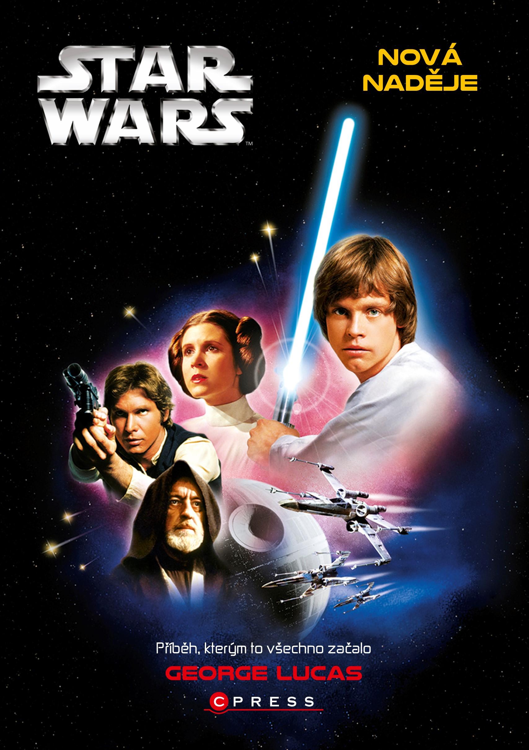 Star Wars: Nová naděje | George Lucas