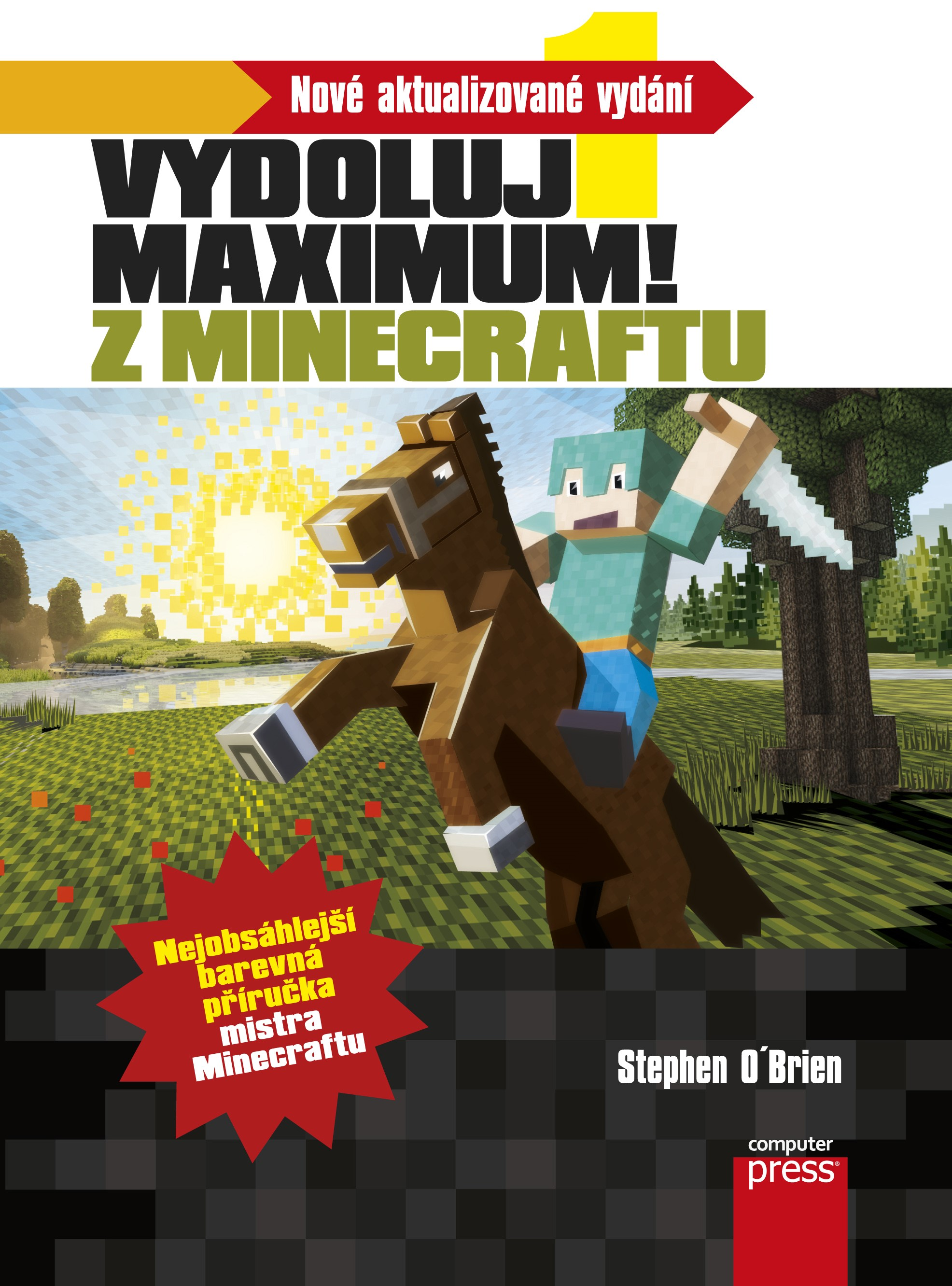 Minecraft - Vydoluj maximum! | Stephen O'Brien