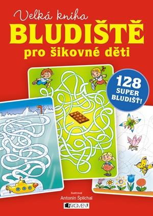BLUDIŠTĚ pro šikovné děti – velká kniha