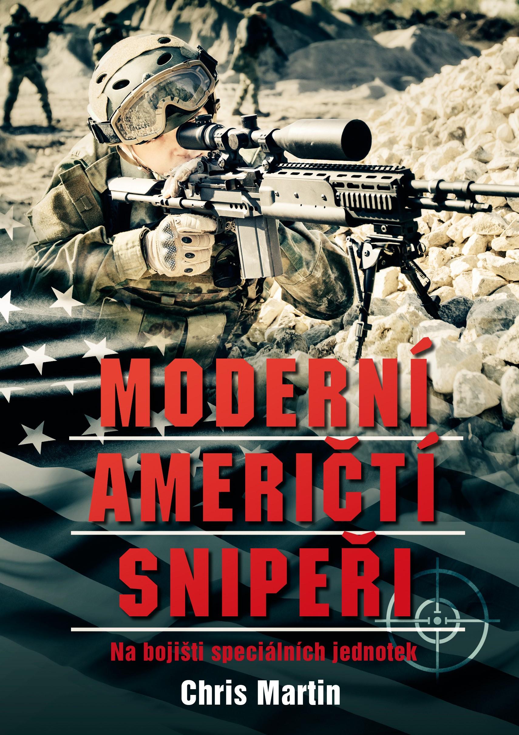 Moderní američtí snipeři | Chris Martin