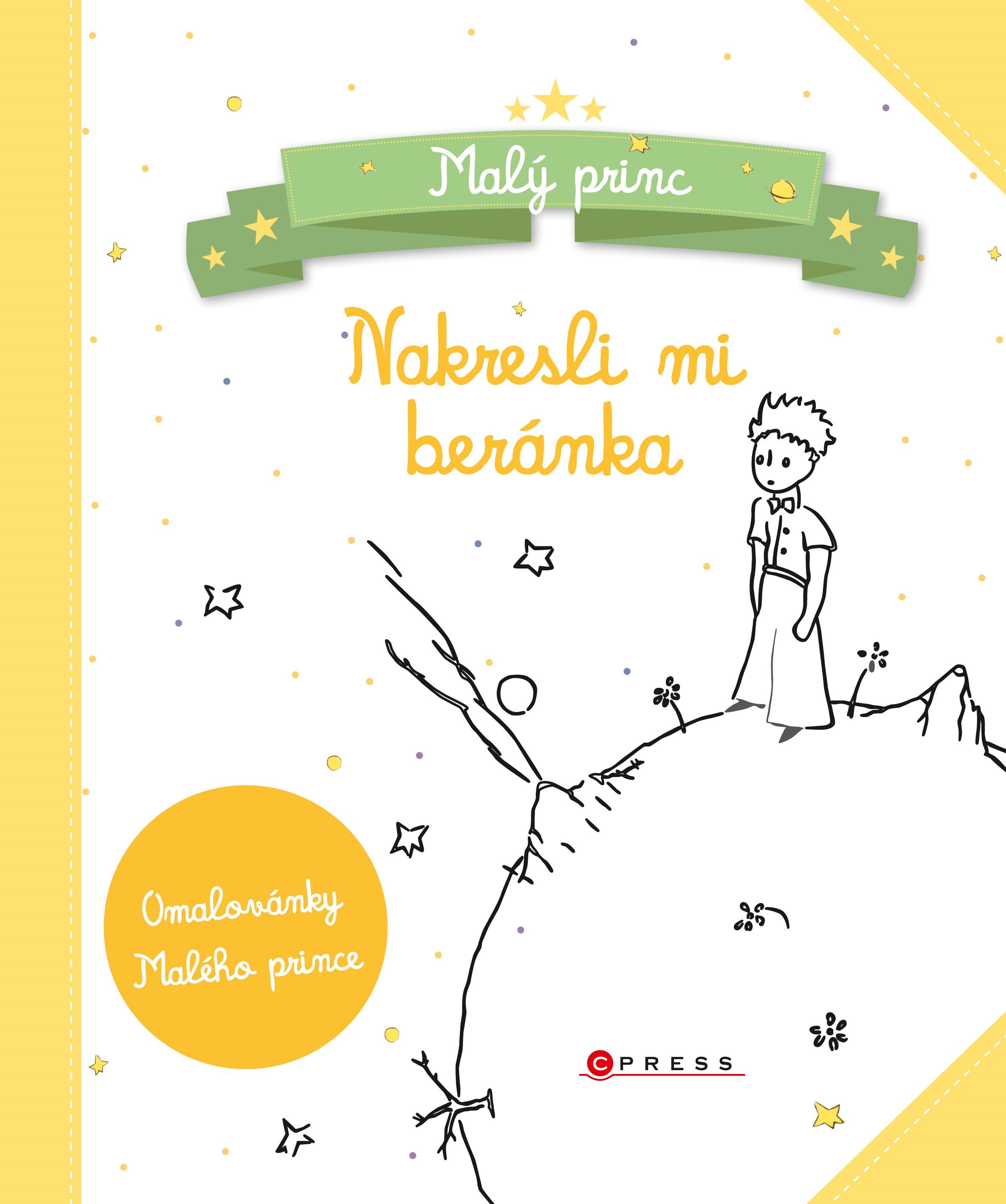 Malý princ – Nakresli mi beránka