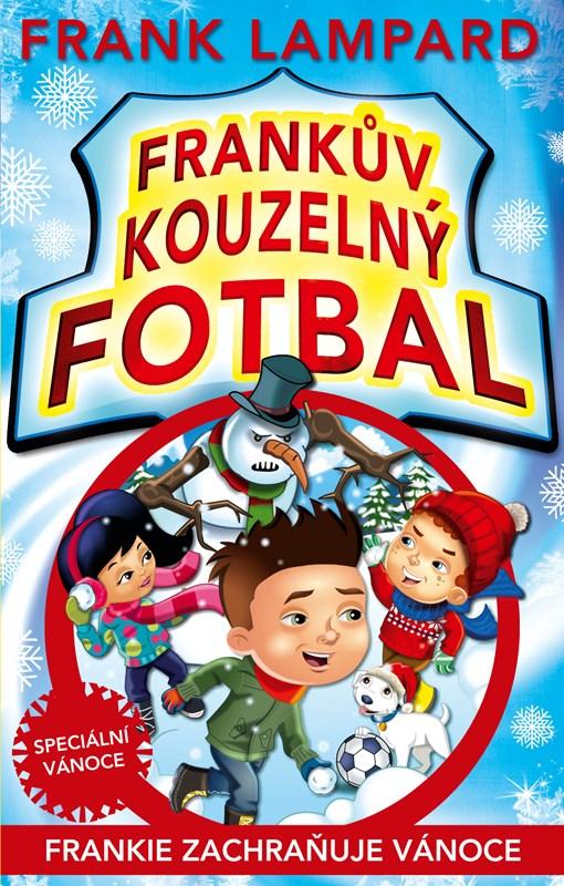Frankův kouzelný fotbal 8 - Frankie zachraňuje Vánoce | Frank Lampard