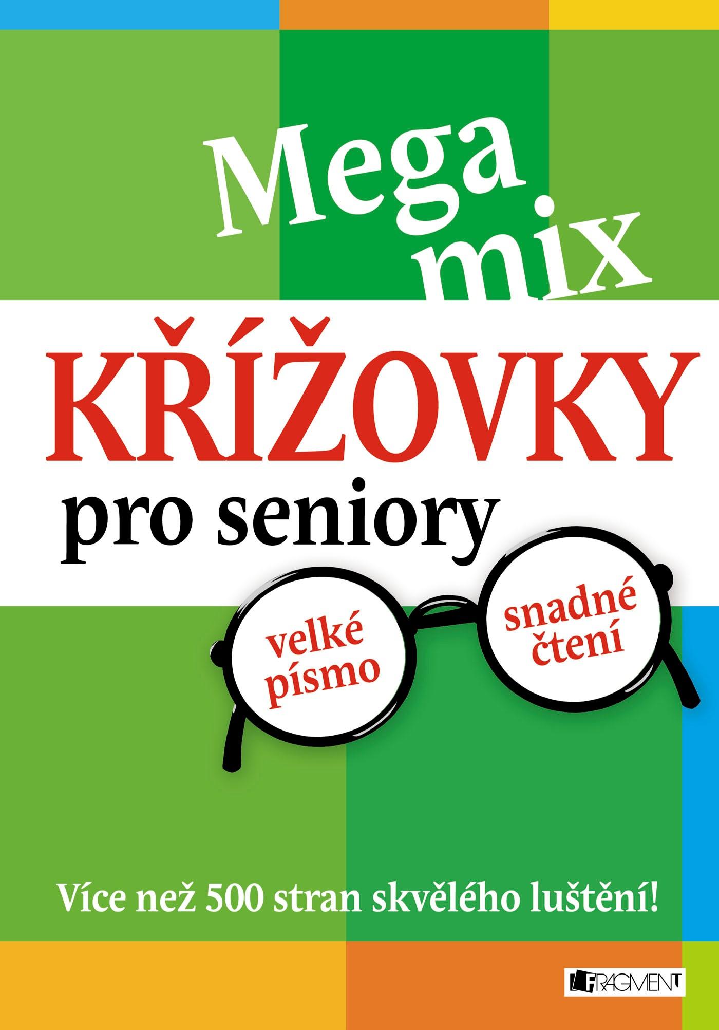 Mega mix - Křížovky pro seniory